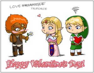 zelda valentine